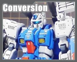 RT2963 1/144 Guntank R-44 Conversion Parts