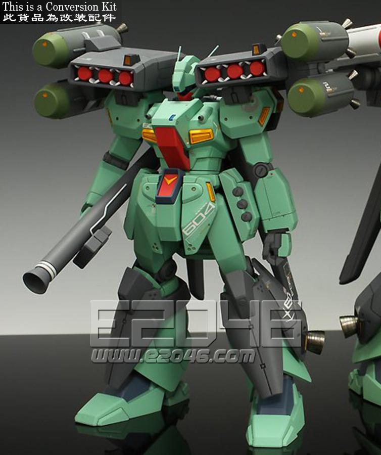 RGM-89S Stark Jegan CCA-MSV Conversion Parts