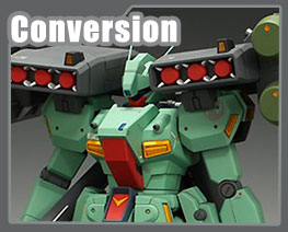 RT2952 1/144 RGM-89S Stark Jegan CCA-MSV Conversion Parts