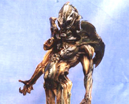 RT1482  Guyver Evolution Version
