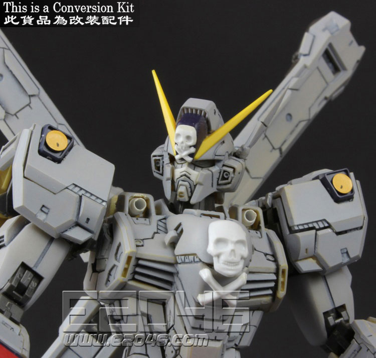 Crossbone Gundam X1 Conversion Kit