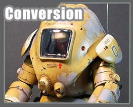 RT2490 1/20 Gustav Conversion Kits