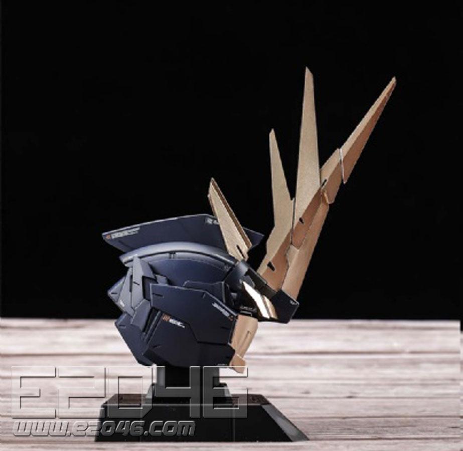 Banshee Unicorn Gundam Head Set