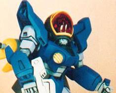 RT0256 1/72 Robot