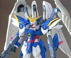 RT0978 1/72 W-Gundam Mobile Suit XXXG-00W0