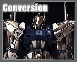 RT3410 1/100 Hyaku Shiki 2.0 Conversion Kit