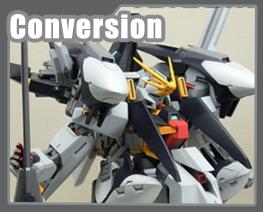 RT2276 1/144 RX-121-3C Gundam TR-1 Haze N-Thley Rah Conversion Parts