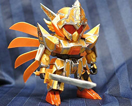 RT3559 SD Golden Soldier