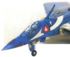 RT0806 1/144 YF-21 (Tect)