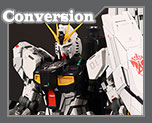 RT2825 1/100 RX-93 Nu Gundam Conversion Parts
