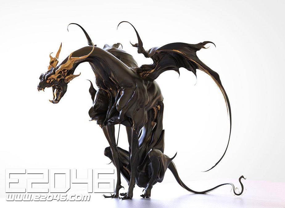 Kurogane Dragon
