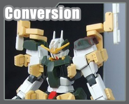 RT3416 1/144 Gundam Zabanya Final Battle Version Conversion Kit