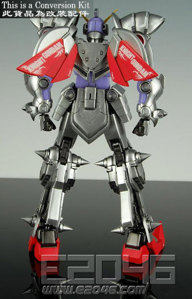 Knight Gundam Ver Ka Conversion Kit
