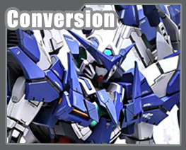 RT3509 1/100 Gundam Amazing Exia Conversion Kit