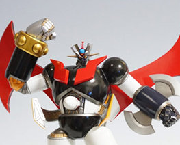 RT2711  Mazinger Z Full Armament Version