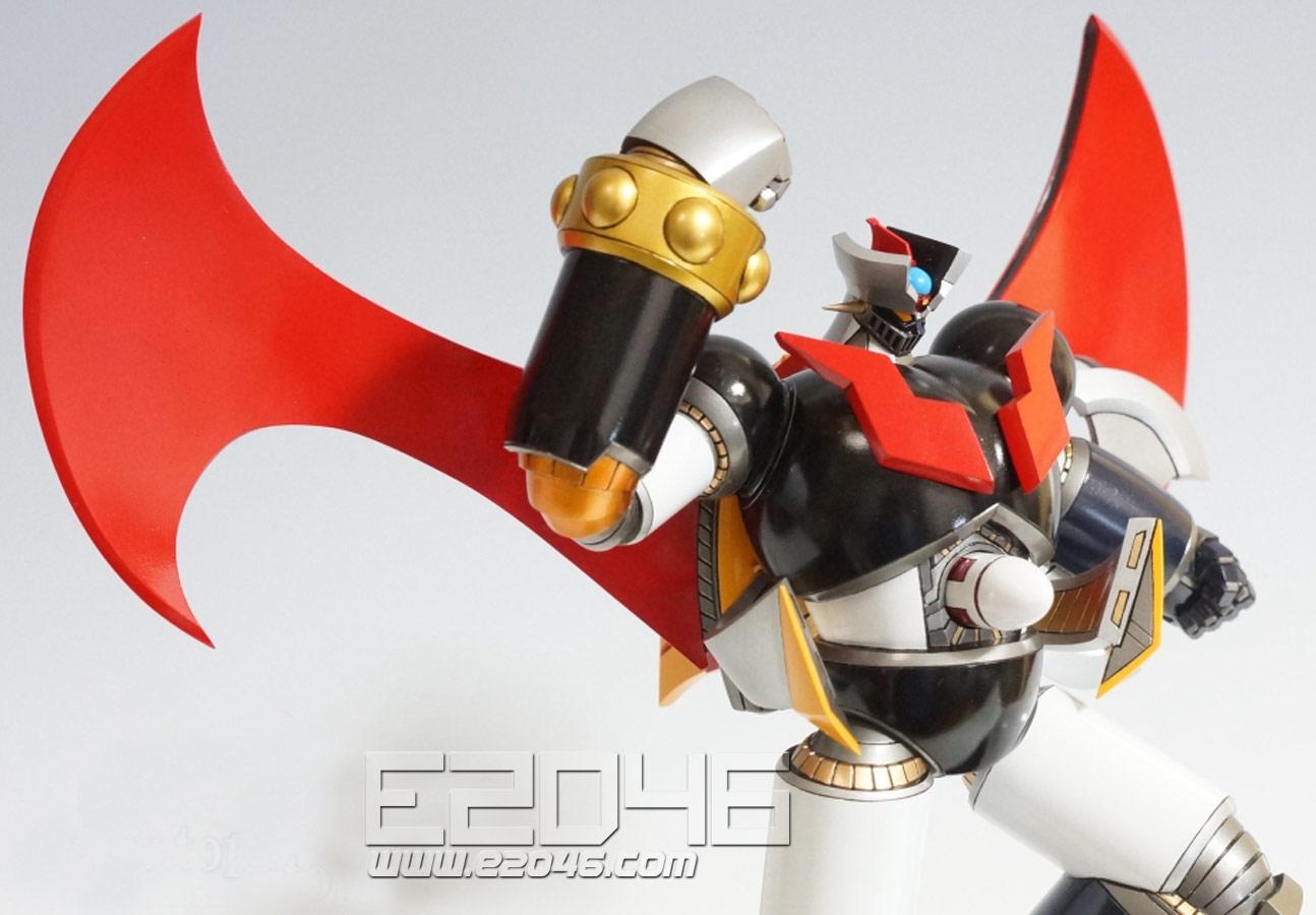 Mazinger Z Full Armament Version