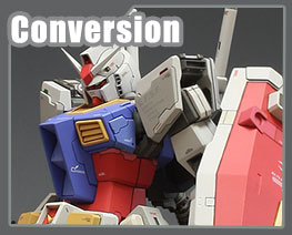 RT3083 1/100 RX-78-2 Gundam Extra-Fit Conversion Parts