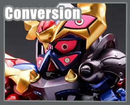 RT3678 SD SD Cursed Knight Gundam Conversion Kit