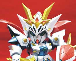 RT1846  SD Knight Wing Gundam