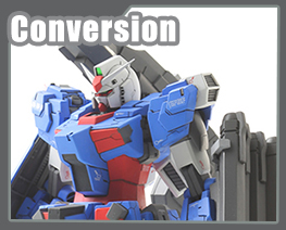 RT2969 1/100 Full Armor Gundam conversion kit