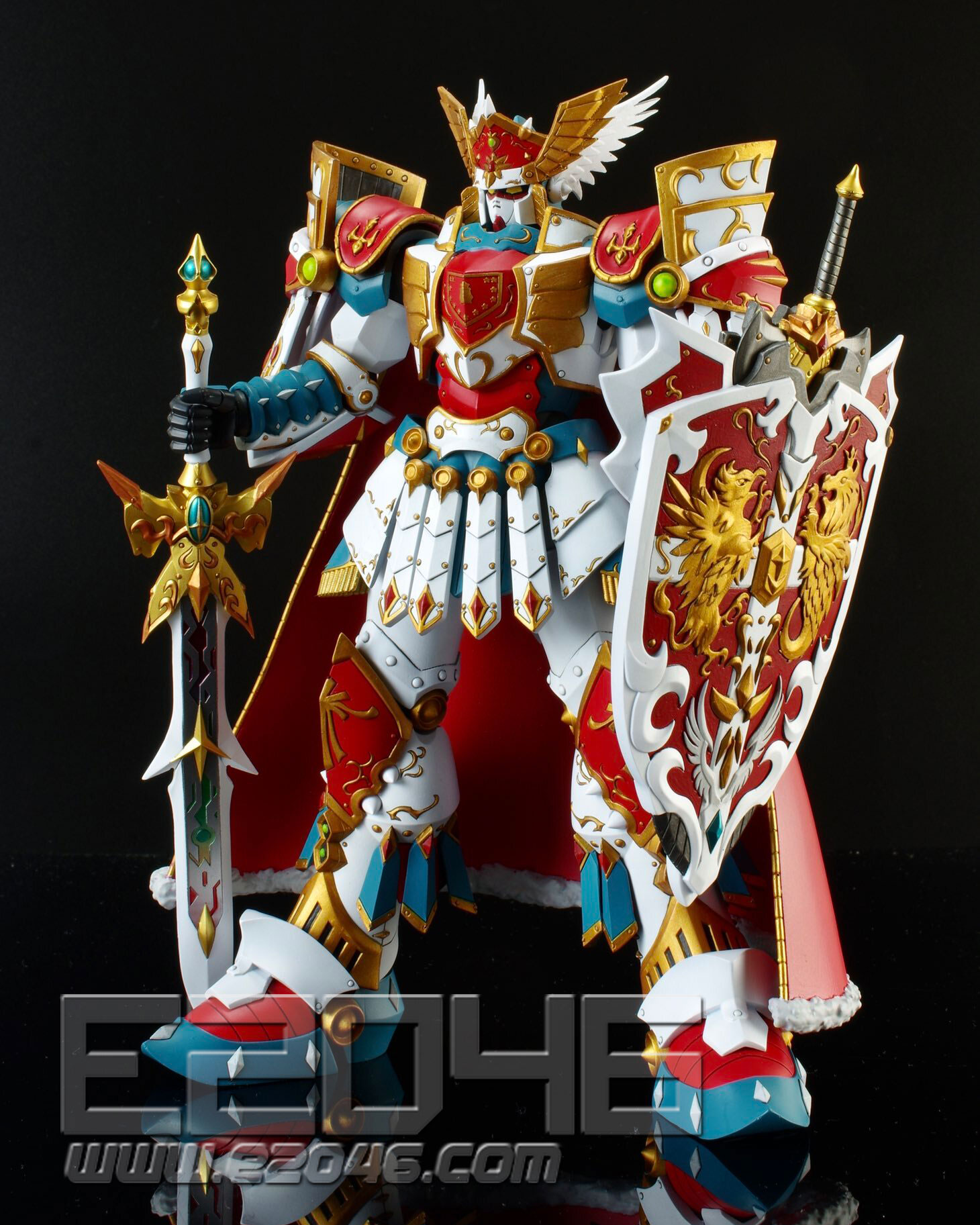 King Gundam II