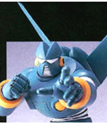 Super Power Robot - Dark Green