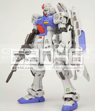 HGUC RX-78GP03S Gundam Stamen Conversion Parts
