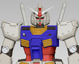 RT3327  RX-78-2 Gundam