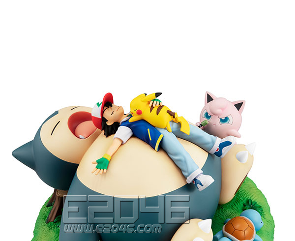 Nap with Snorlax