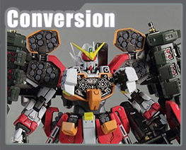 RT2742 1/100 Gundam Heavyarms EW conversion kit