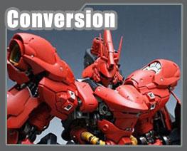 RT2206 1/100 MSN-04 SAZABI Conversion Parts