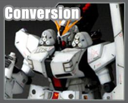 RT1669 1/100 FA-93 Nu Gundam Conversion Parts