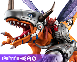 RT3496  Metal Greymon