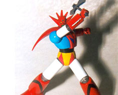 RT0532  Getter Dragon with Axe