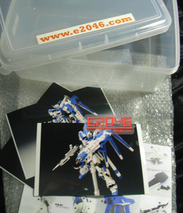 RX-93-2 Hi-Nu Gundam Conversion Parts