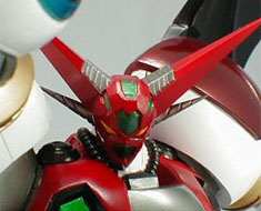 RT1121  Shin Getter 1 with Multi Weapons