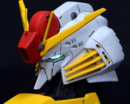 RT2962 1/100 MSA-0011 S Gundam Bust