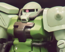 RT3291 1/144 MS-06 Zaku II