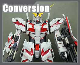 RT2746 1/60 RX-0 Unicorn Gundam Dressup kit