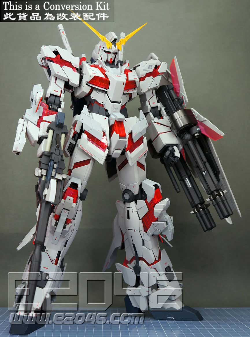 RX-0 Unicorn Gundam Dressup kit