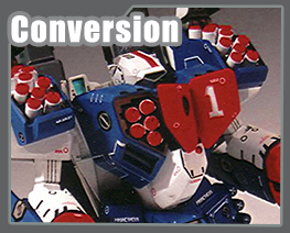 RT1568 1/72 VF-1J/S Conversion Parts