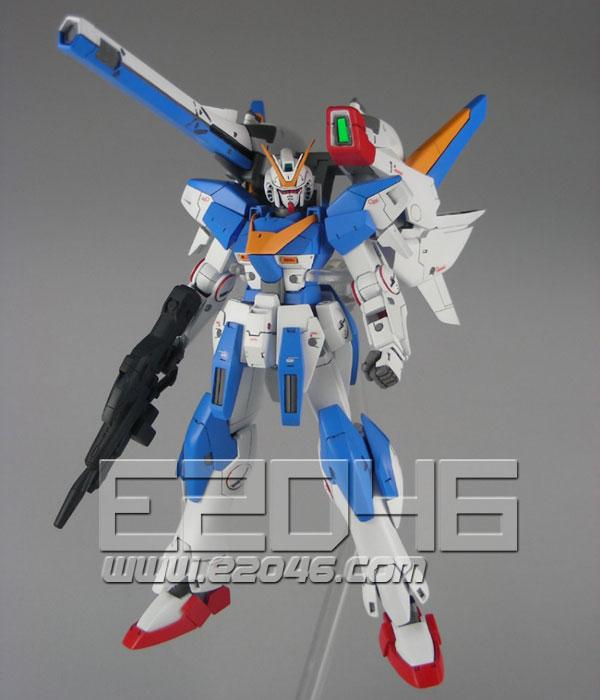 LM314V23/24 V2 Assault-Buster Gundam