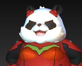 RT3639 1/12 Panda Asuka