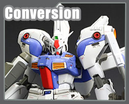 RT1876 1/100 RX-78GP-04G Gerbera Conversion Parts