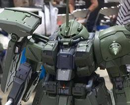 RT3328 1/100 AMX-011G Zaku III