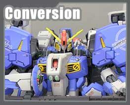 RT1765 1/100 MSA-0011 [EXT] EX-S Conversion Kit