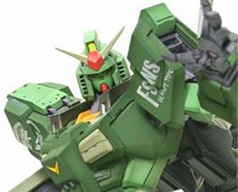 RT1205 1/100 FA-78-1 Gunda Full Armor Type