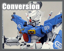 RT1450 1/100 RX-78GP-01Fb Conversion Parts