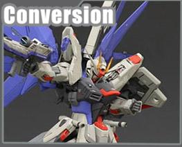 RT2487 1/100 ZGMF-X10A Freedom Gundam Conversion Kit