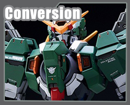 RT3506 1/100 Gundam Dynames Conversion Kit
